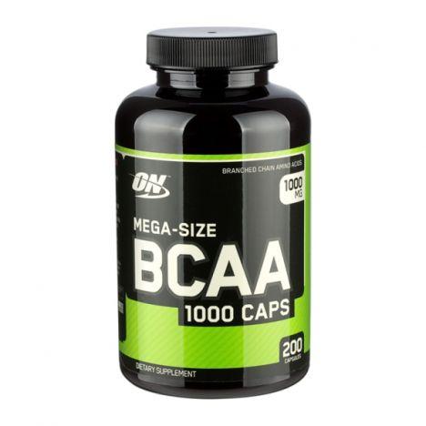 BCAA 1000 (200 Kapseln)