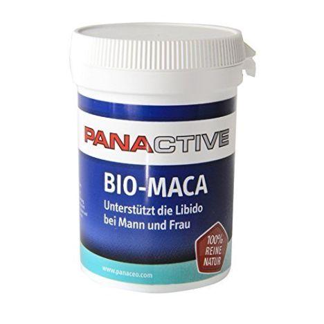 Panactive Bio Maca (80 Kapseln)