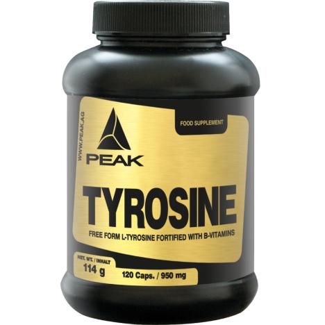 Tyrosin (120 Kapseln)