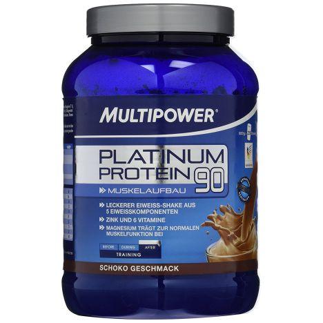 Platinum Protein 90 (600g)