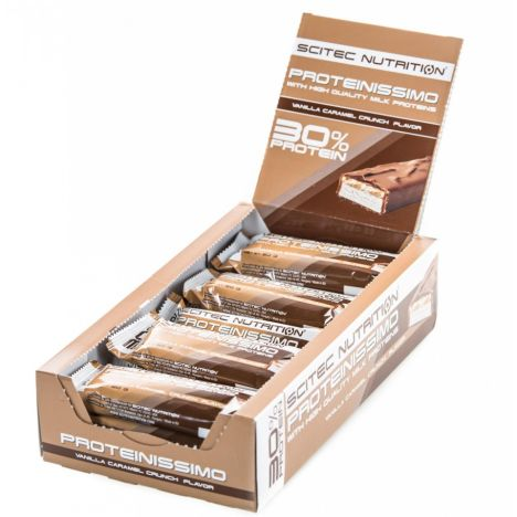 Proteinissimo Riegel (15x50g)