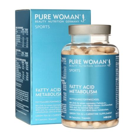 Sports Fatty Acid Metabolism  (90 Kapseln)