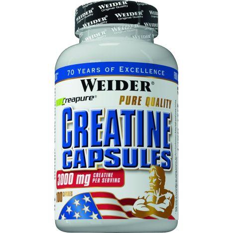 Pure Creatine Capsules (100 Kapseln)