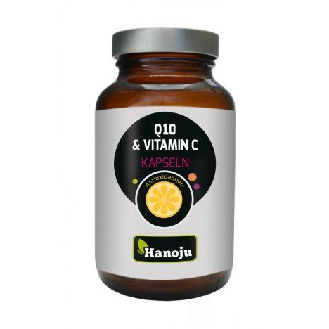Coenzyme Q10 30 mg + 500 mg Vitamin C (60 Kapseln)