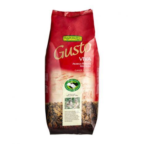Gusto Viva ganze Bohnen Bio (1000g)