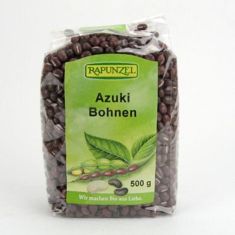 Azukibohnen Bio (500g)