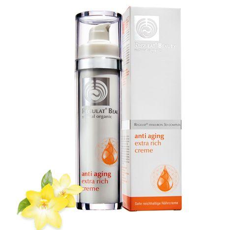 Regulat Beauty Anti-Aging Extra Rich Creme bio (50ml)