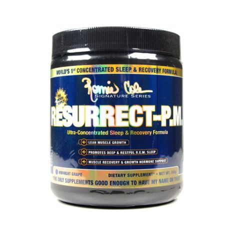 Resurrect-P.M. - Blue Raspberry (200g)