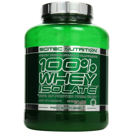 100 % Whey Isolate (2000g)