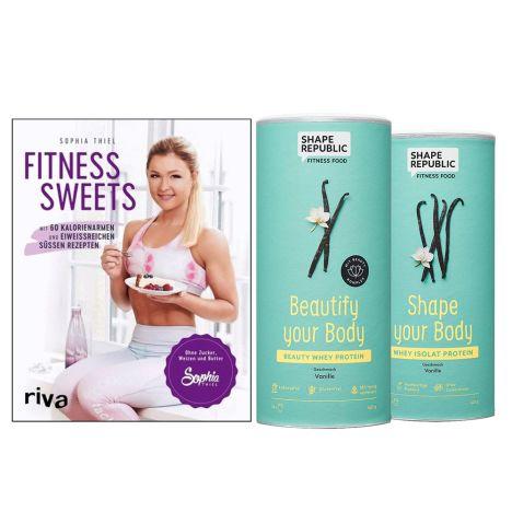 Sophias Fitness Sweets – Beauty Baking