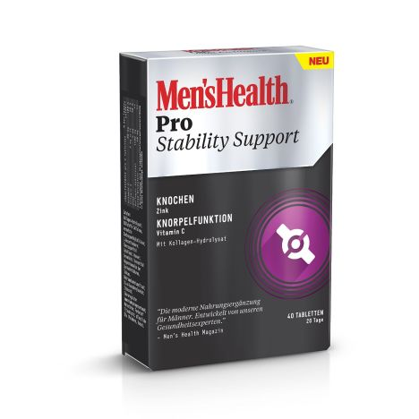 Stability Support (40 Tabletten) MHD 31.10.2017