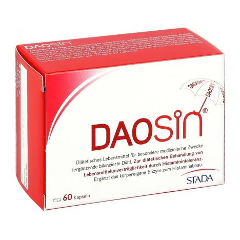 Daosin (60 Kapseln)