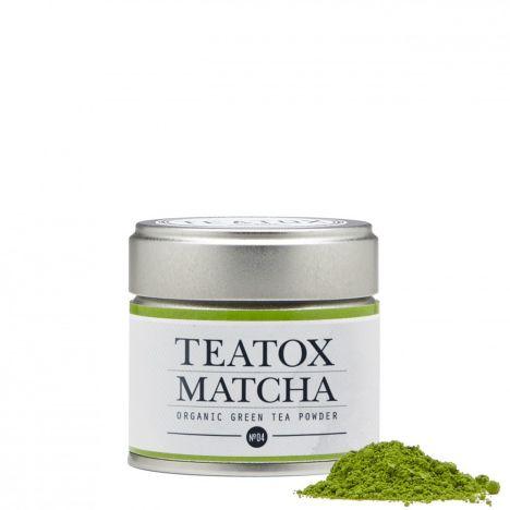 Teatox Matcha bio (30g)