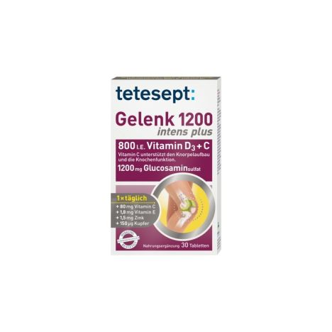 Gelenk 1200 Intens Plus (30 Tabletten)