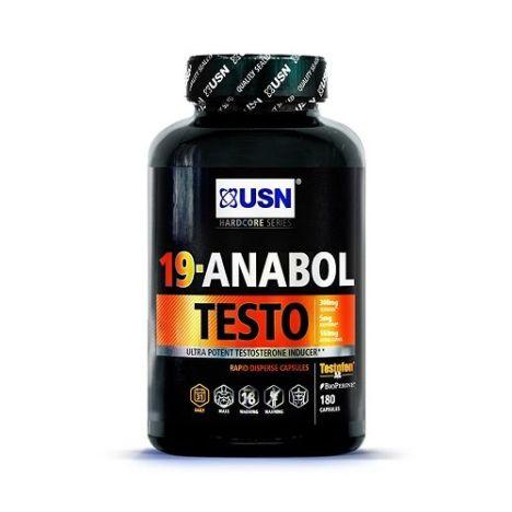 19 Anabol Testo (180 Kapseln)