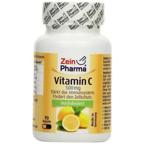 Vitamin C Kapseln Hochdosiert (90 Kapseln)
