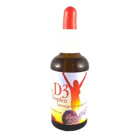 Vitamin D 3 Tropfen (50ml)