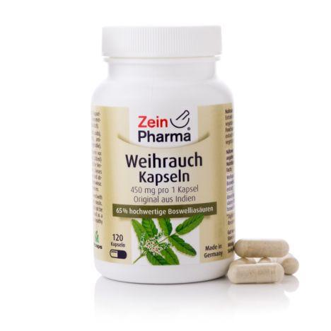 Boswellia Weihrauch (120 Kapseln)