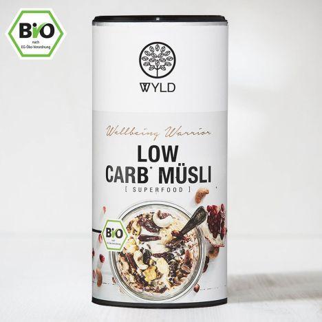 Low Carb Müsli Superfood