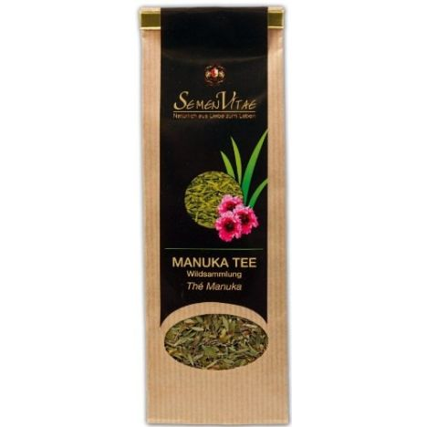 Manuka Tee lose Wildwuchs (50g)