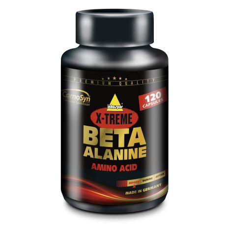 X-TREME Beta Alanine (120 Kapseln)