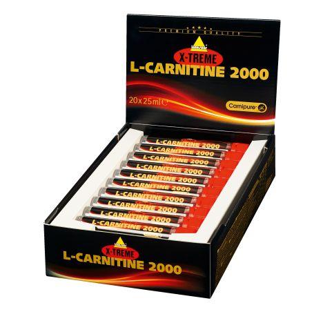 X-TREME L-Carnitine 2000 (20x25ml)
