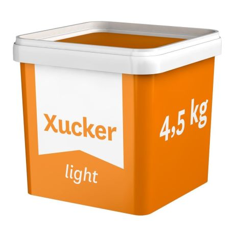 Xucker light Erythrit (4500g)