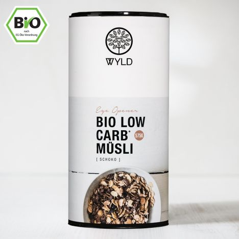 Low Carb Müsli Schoko (575g)