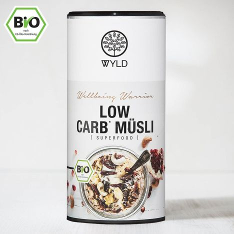 Low Carb Müsli Superfood