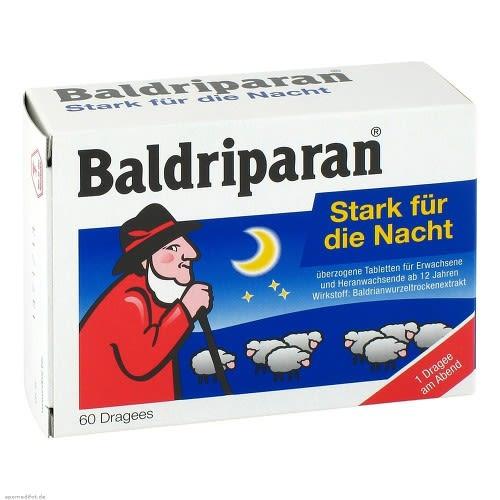 Stark für die Nacht (60 Tabletten)