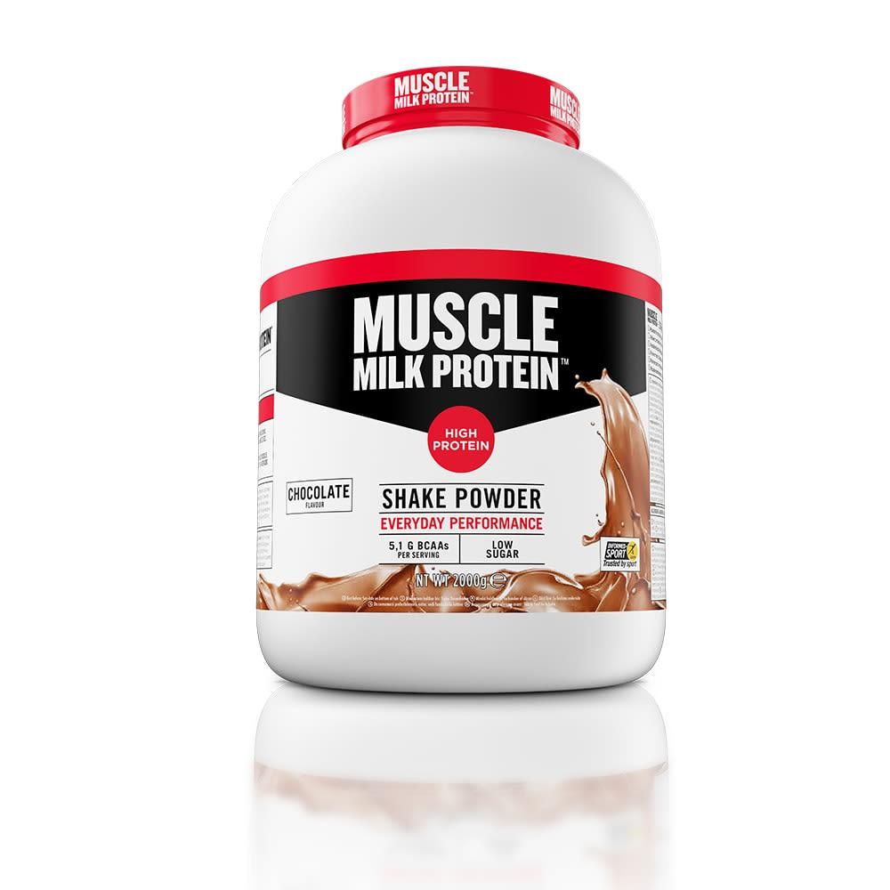 Muscle Milk Protein - 2000g - Erdbeere