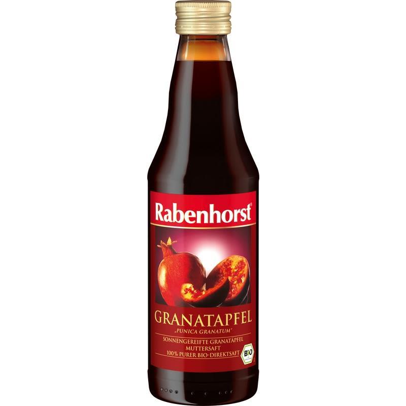 Granatapfel-Muttersaft bio (750ml)