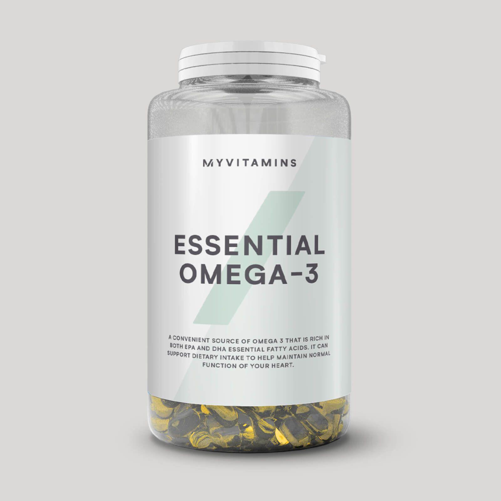 Essential Omega 3 (90 Kapseln)
