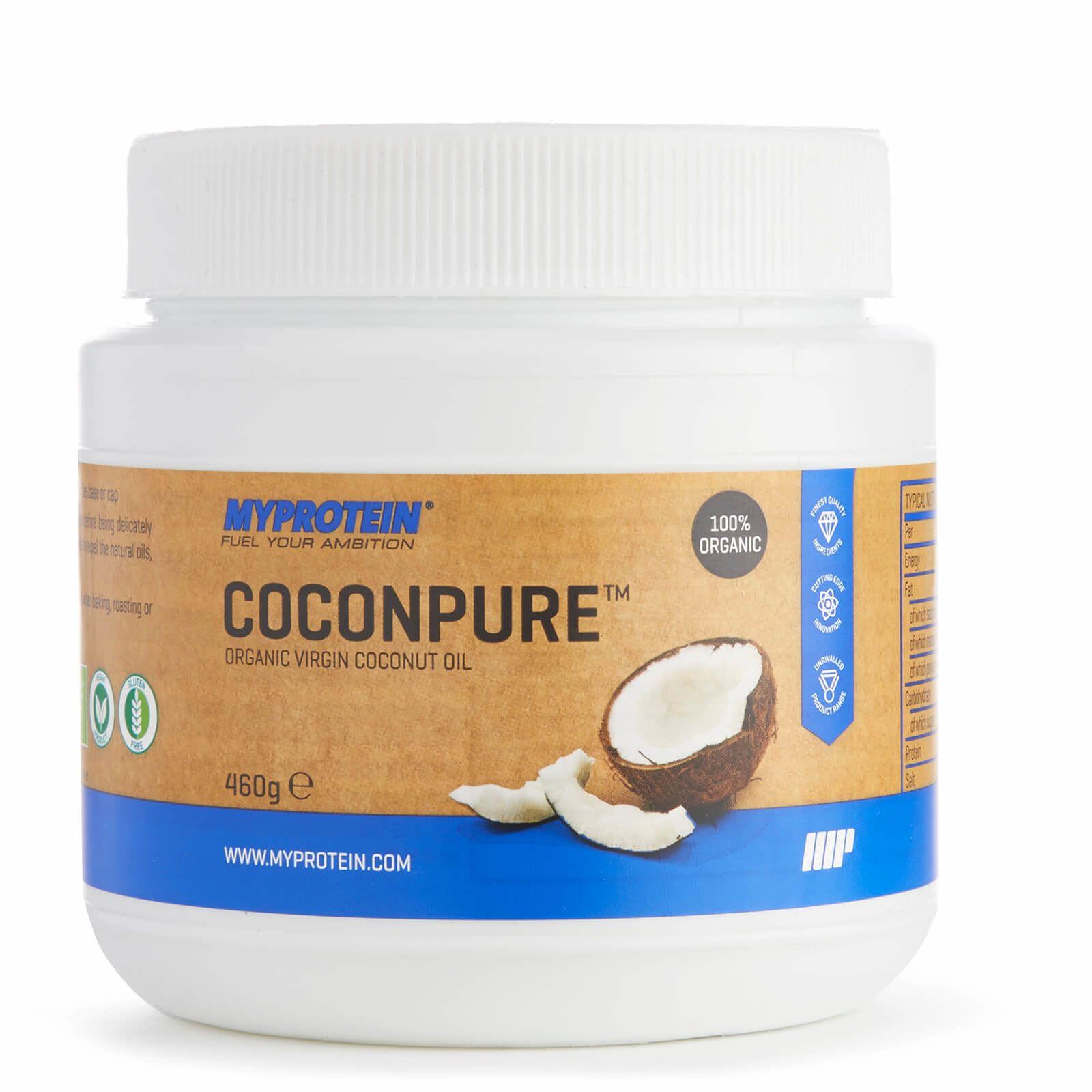 Coconpure Kokosöl bio (460ml)