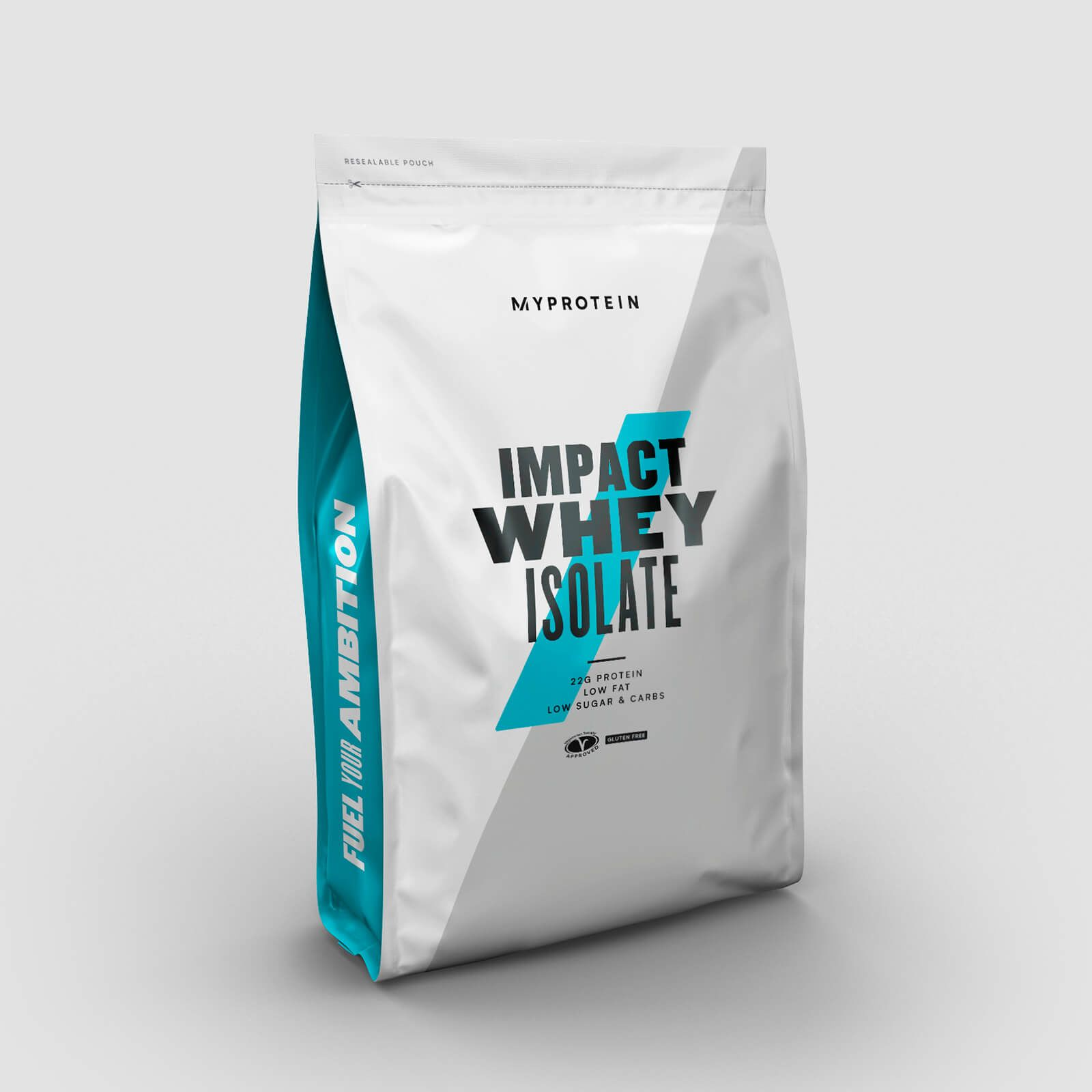 Impact Whey Isolate - 1000g - Vanille