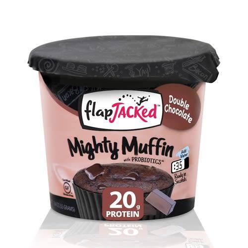 Mighty Muffin - 12x55g - Cinnamon Apple