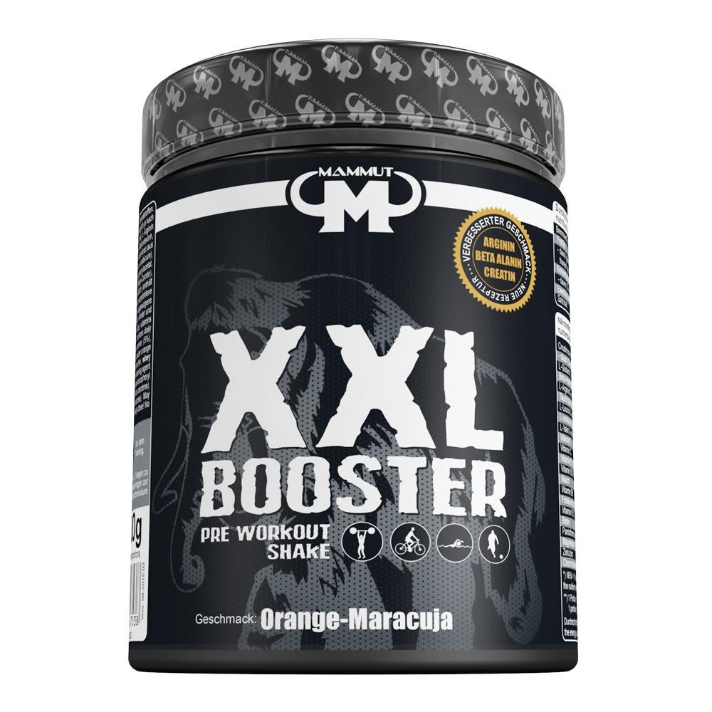 XXL Booster Orange Passion-Fruit (500g)