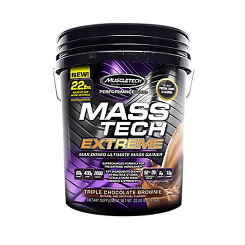 Performance Series Mass Tech Extreme 2000 - 9979g - Triple Chocolate Brownie