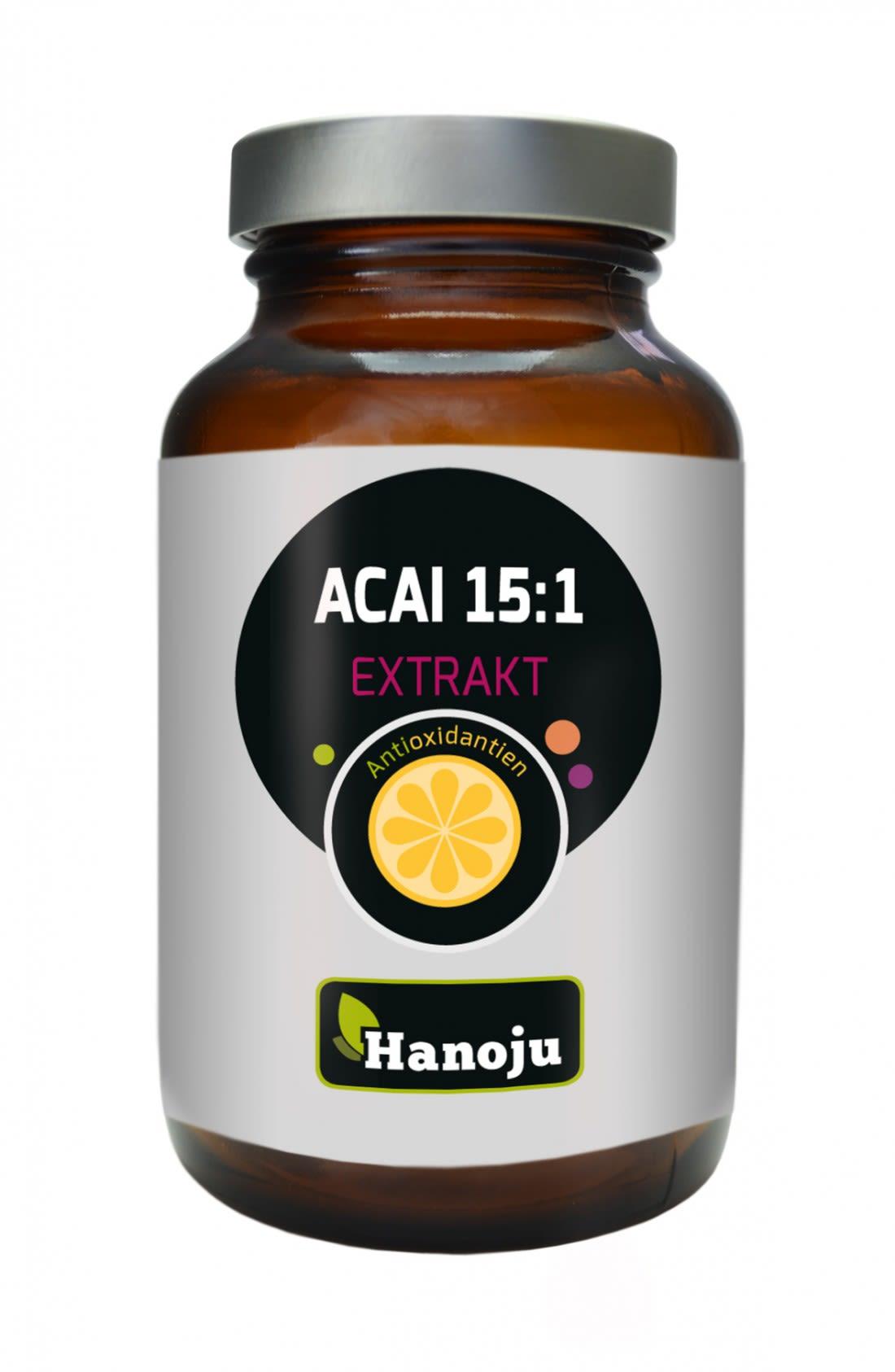 Acai Extrakt (90 Tabletten)