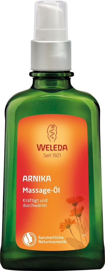 Arnika Massage-Öl (100ml)