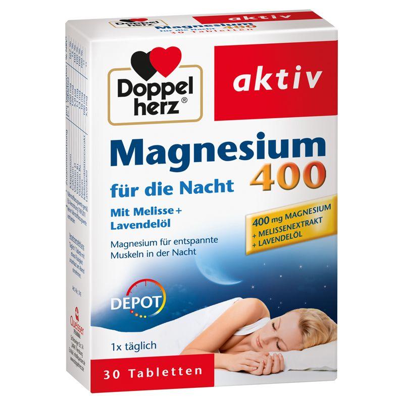 Magnesium für die Nacht (30 Tabletten)
