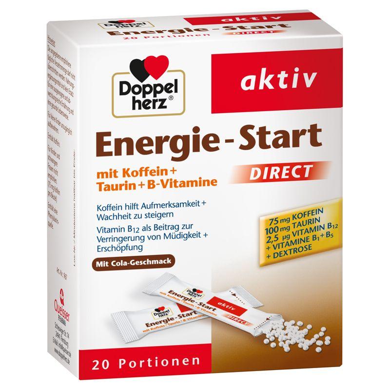 Energie Start Direct (20 Portionen)