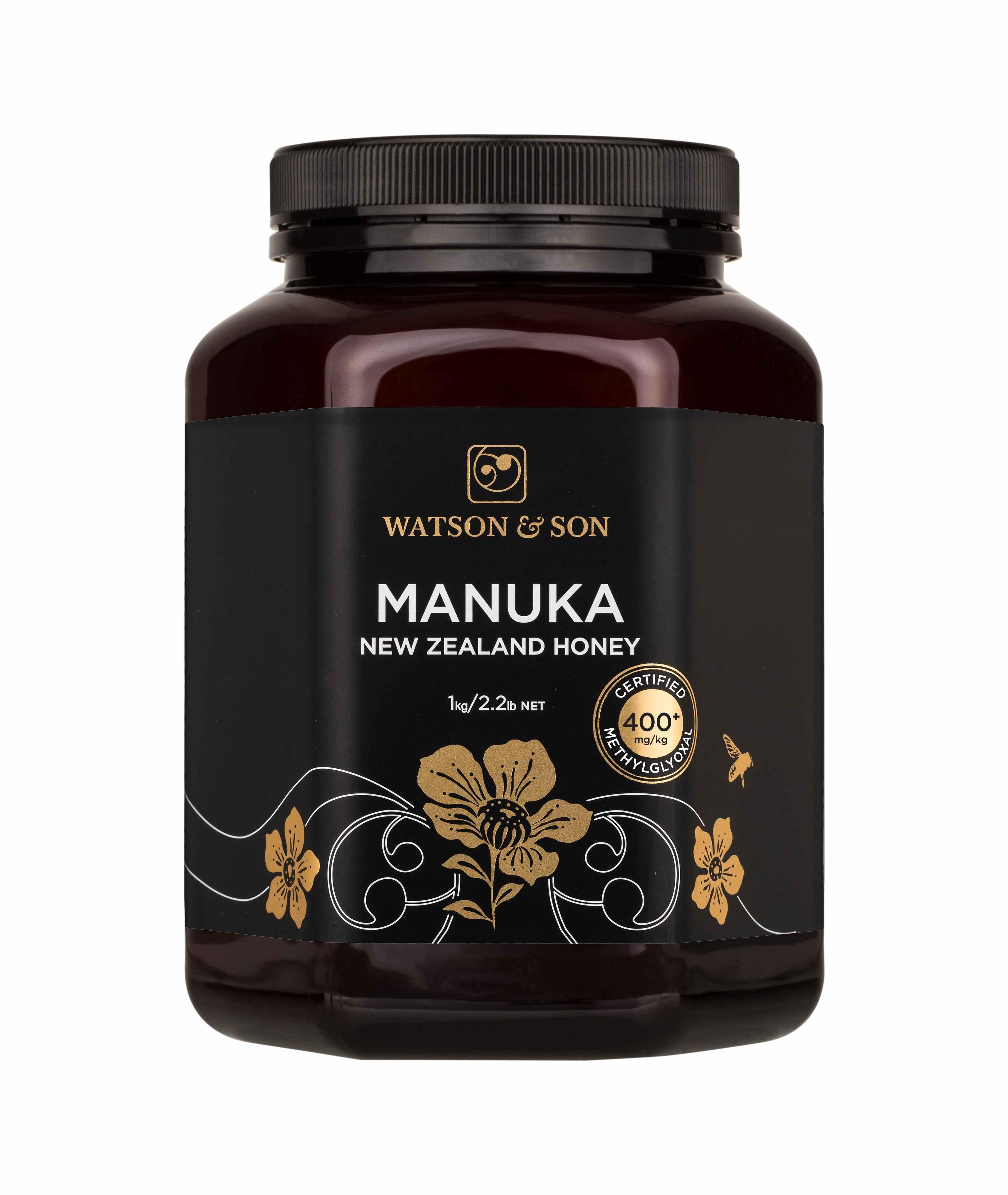 Manuka-Honig MGO 400+ (1000g)