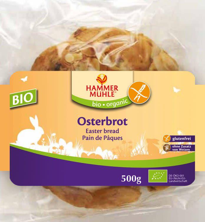 Osterbrot glutenfrei bio (500g)
