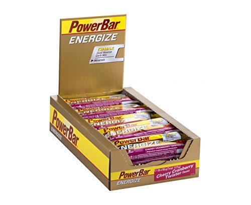 Energize Riegel Bar - 25x55g - Berry