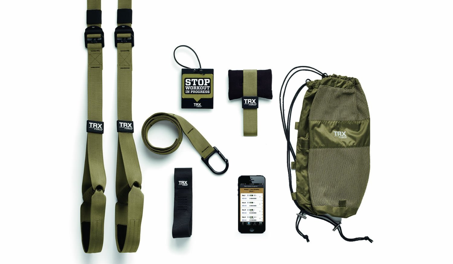 Force Kit Tactical Suspension Trainer