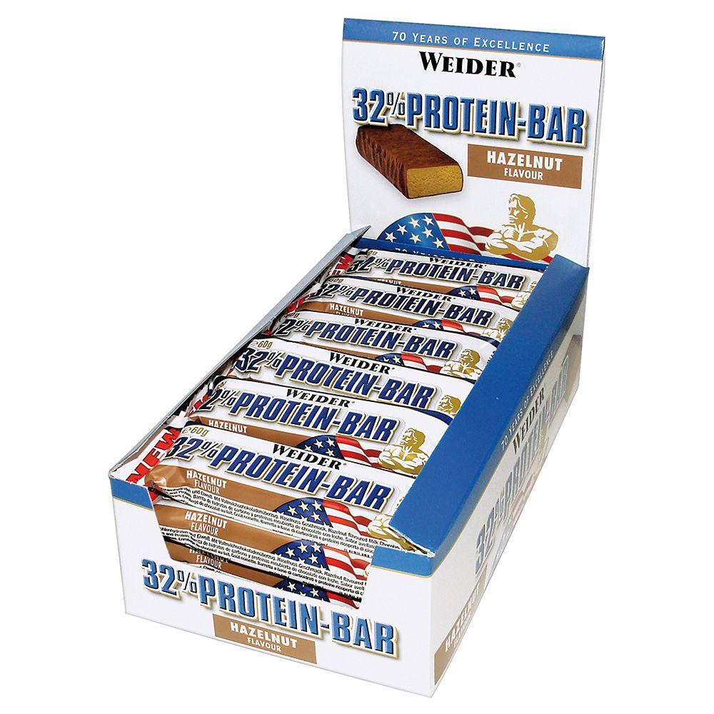 32% Protein Bar - 24 x 60g - Cookies & Cream