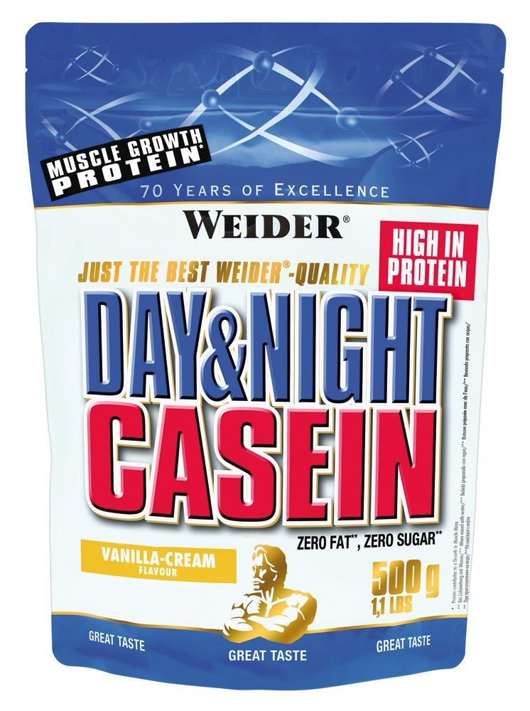 Day & Night Casein - 500g - Schokolade-Creme