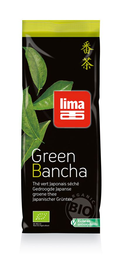 Green Bancha lose bio (75g)