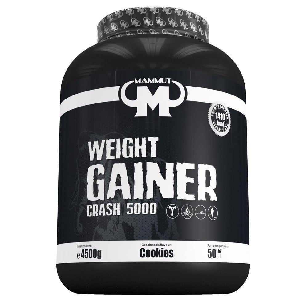 Weight Gainer Crash 5000 - 4500g - Schokolade